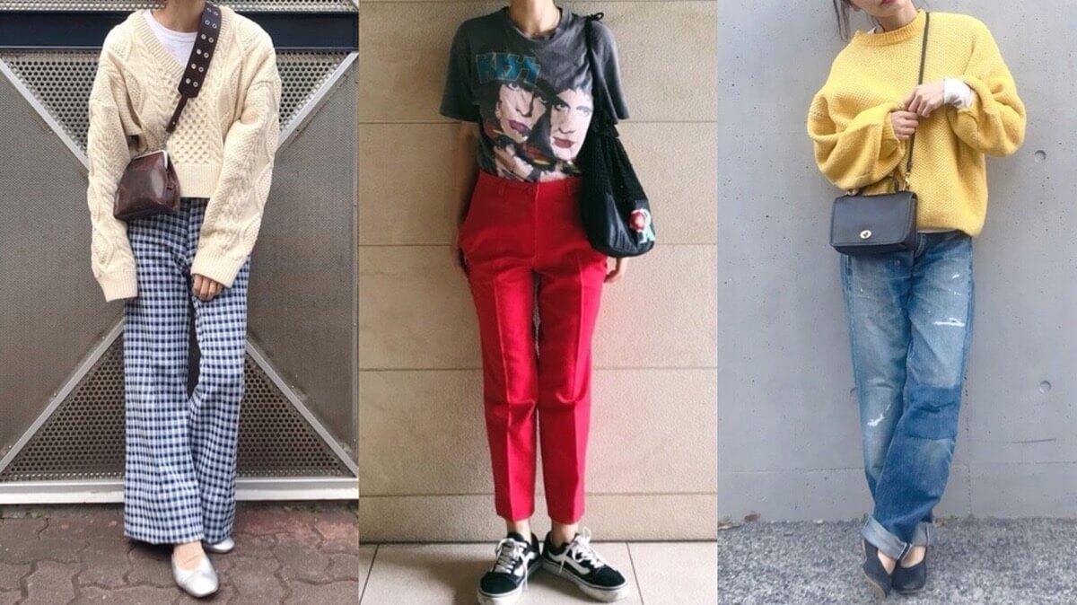 ファッション 古着