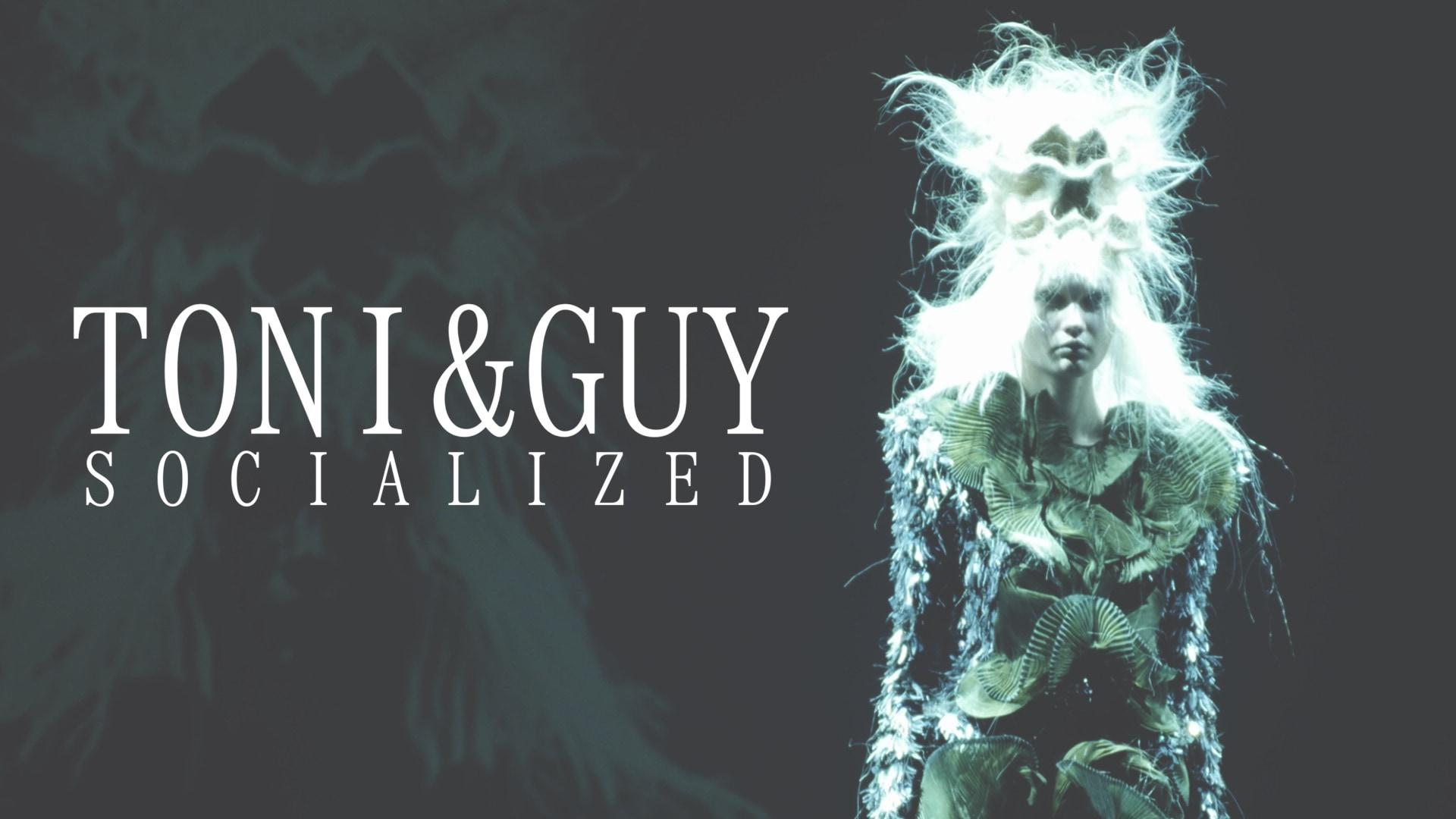 プロも注目のトレンド最先端!TONI&GUY(トニーアンドガイ)がヘアショーを開催!