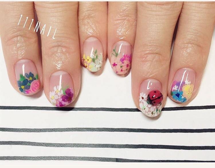 Instagramで人気のネイルサロン【111 NAIL】