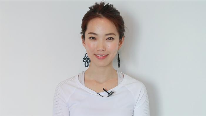 《モデル菅井悦子がレクチャー》メリハリのある美脚の作り方【内転筋の使い方編】