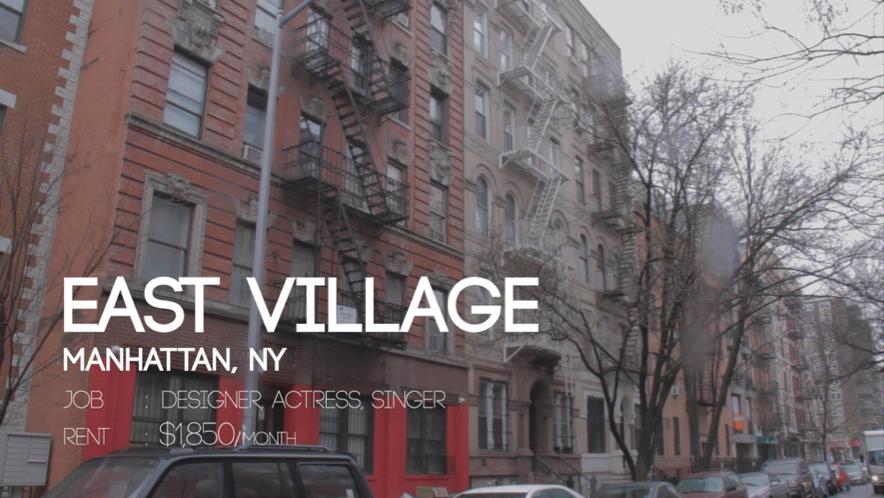 ユニオンスクエアの近くに住むニューヨーカーの部屋を紹介!【NY生活】