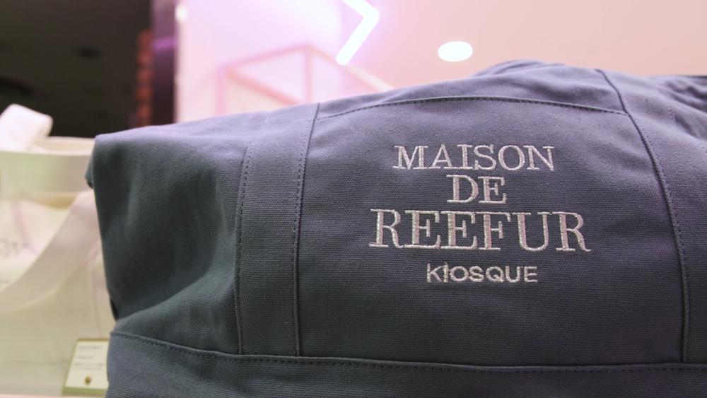 【2つの新業態2/2】MAISON DE REEFUR KIOSQUE(メゾン ド リーファー キオスク)が可愛過ぎる!