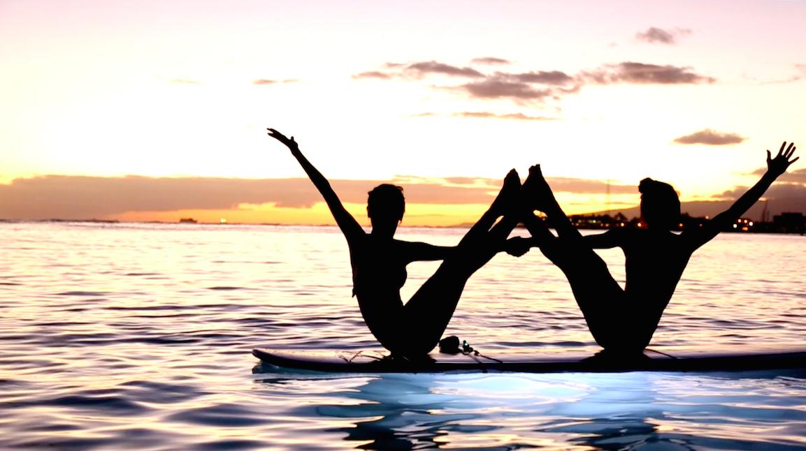 【DAY2】美女たちがハワイでビューティーキャンプ!現地直送リポートムービー