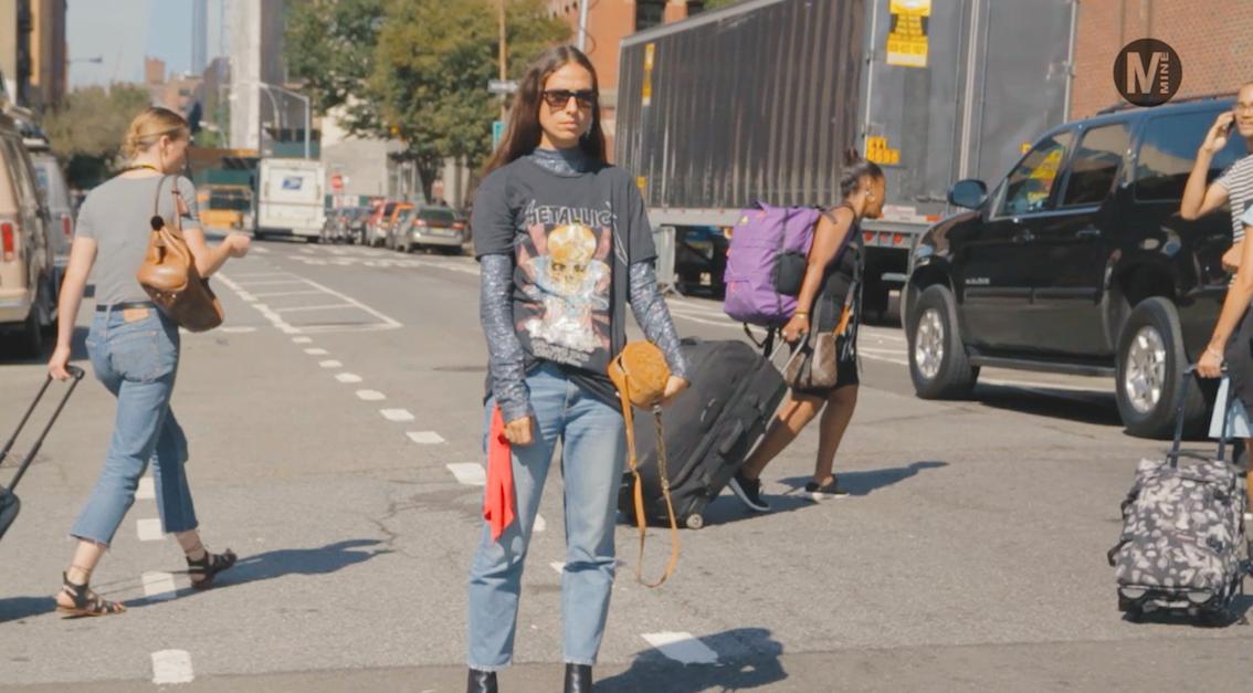 【New York Fashion Week】Boss Womenのファッションショー前でパパラッチ Part 2