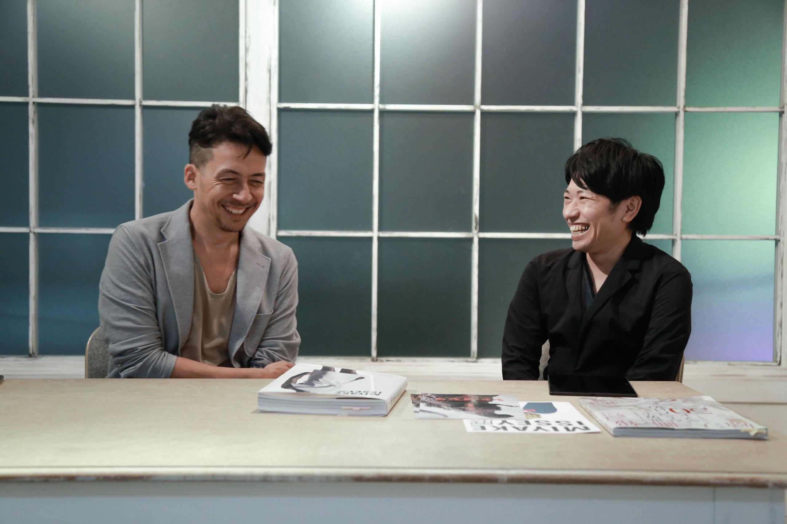 AVATTA桐島ローランド × A440金丸義勝 special interview