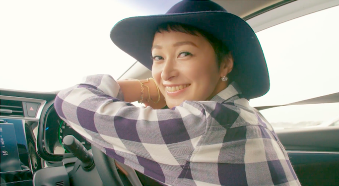 市井紗耶香の休日に密着!Honda『SHUTTLE』で過ごすアクティブライフ