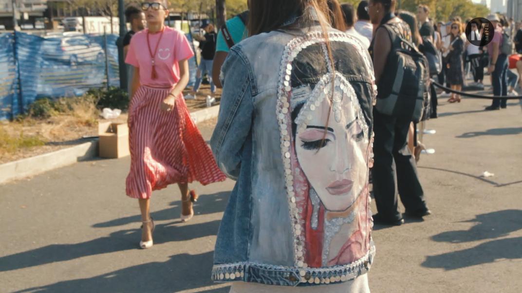 【New York Fashion Week】ファッショニスタたちのアウター特集