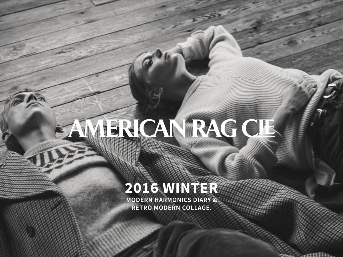 AMERICAN RAG CIE 2016 WINTER CATALOG ON WEBSITE