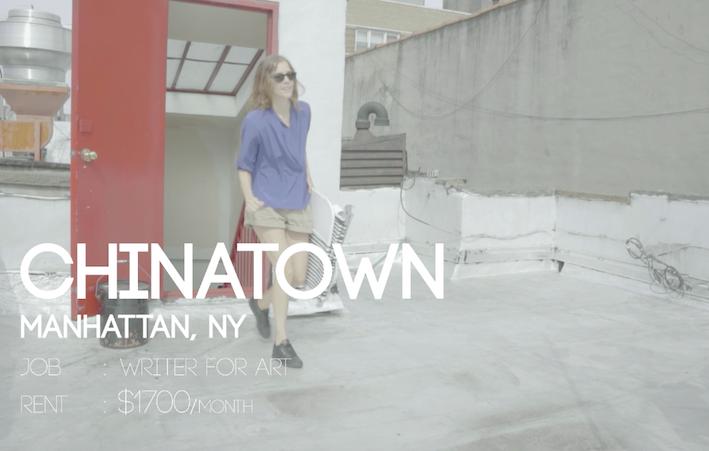 映画のワンシーンのようなNYライフ@Chinatown【NY生活】