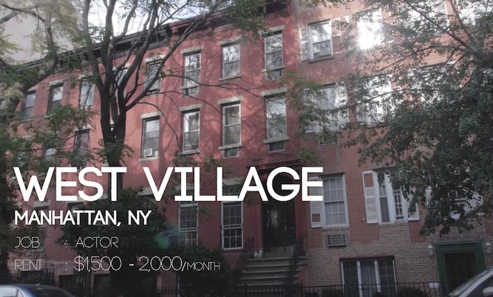 自分らしさを最大限に!大忙し俳優のスマートなお部屋@West Village【NY生活】