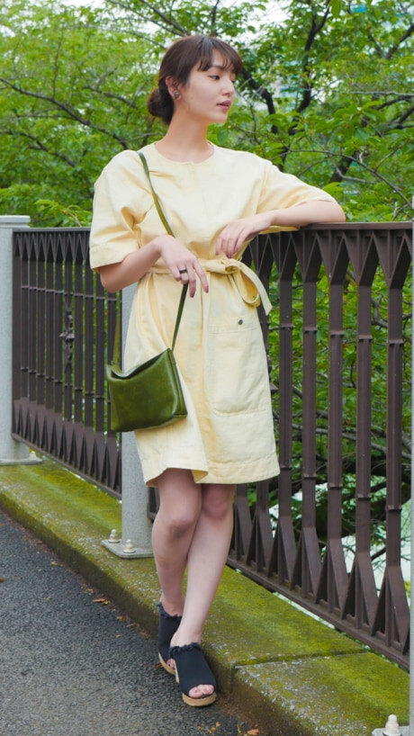 かき氷に夏祭り!神楽坂街歩きでアクティブに楽しむ【夏のデートコーデ】