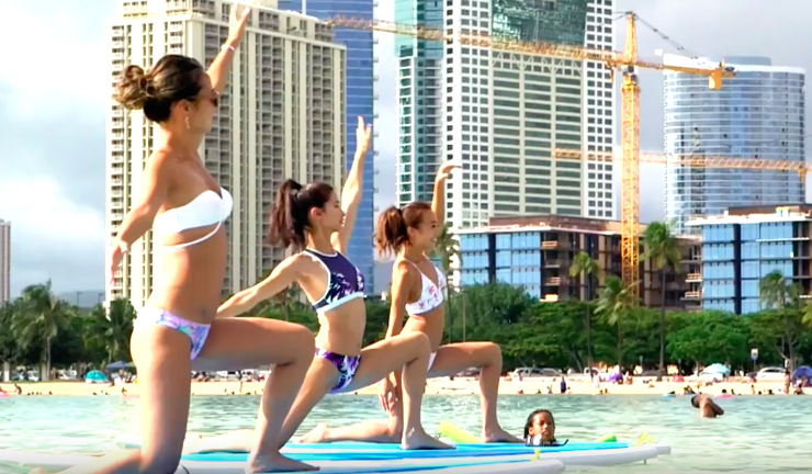 【DAY1】美女たちがハワイでビューティーキャンプ!現地直送リポートムービー