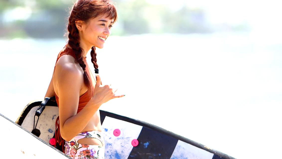 【DAY3】美女たちがハワイでビューティーキャンプ!現地直送リポートムービー