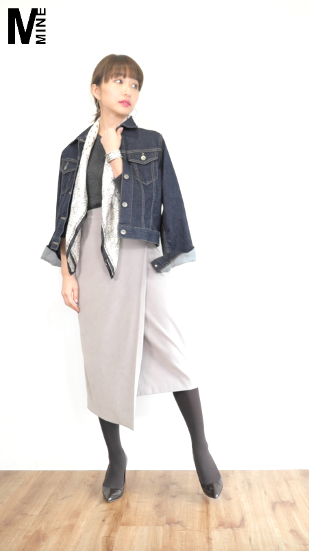 Anna Nagata daily styling