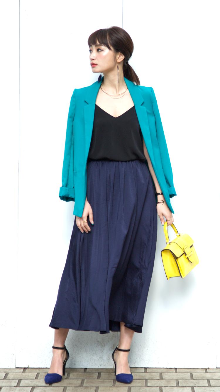 カラーアイテムファッション/miima