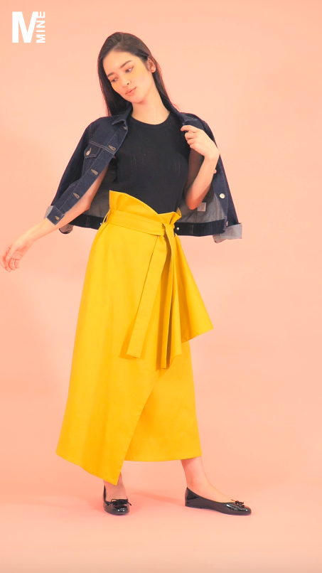 【YELLOW】カラーで選ぶ、春イチバンの最旬ファッション/Active Style
