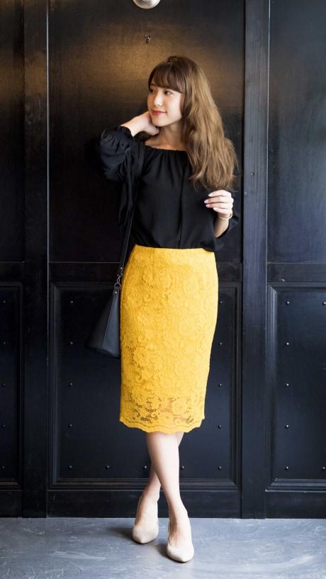 アフター5が楽しくなるスカートスタイル【私と寄り添うGU】