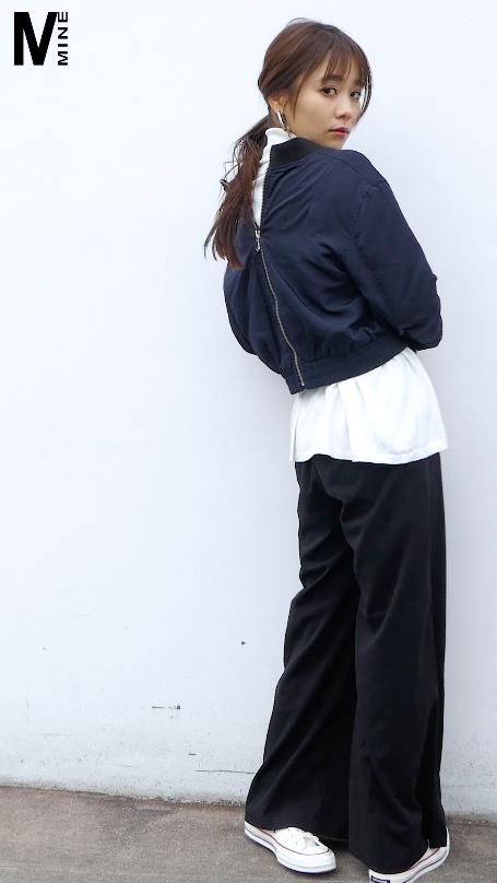 MINESお気に入り!ZARAアイテム着回し特集〜忍舞〜【MINES】#2