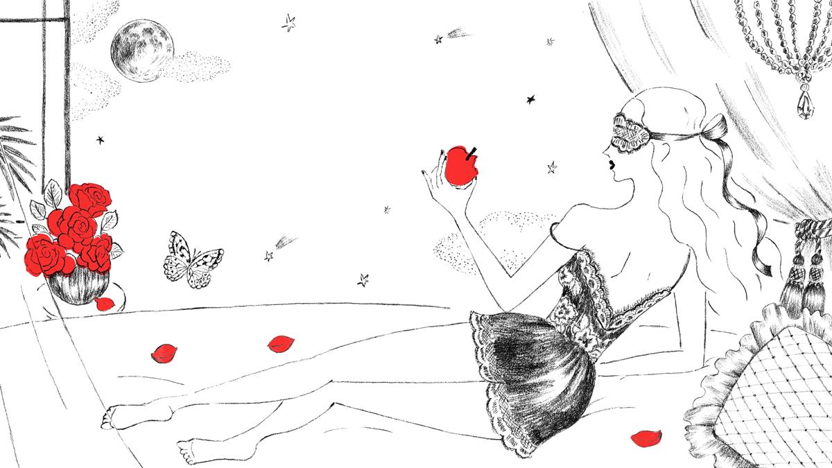 愛と官能の新月占い〜かに座の新月占い〜