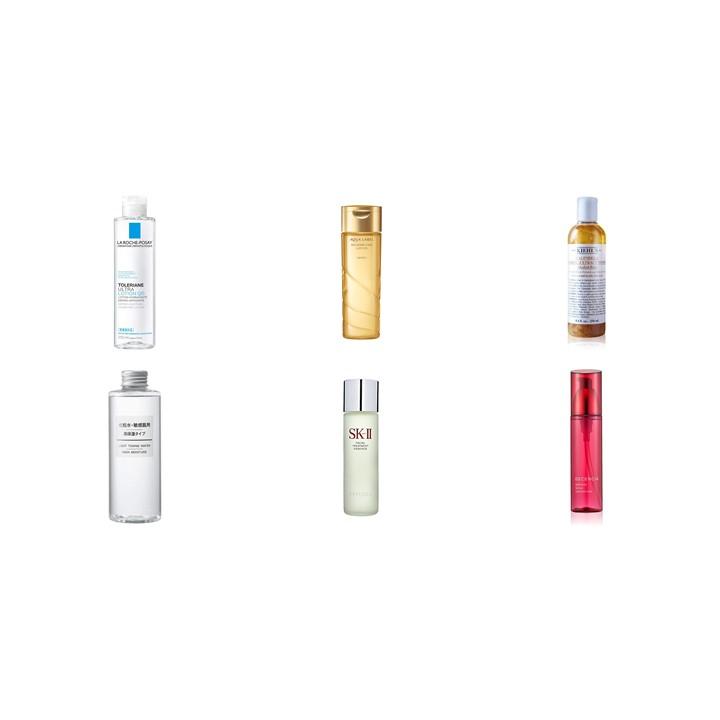 化粧水おすすめランキング25選!口コミ上位の人気アイテムを厳選