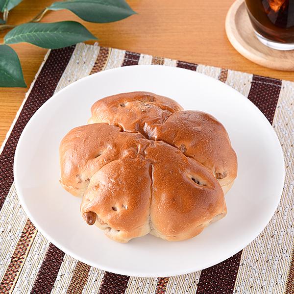 もちもちくるみパン