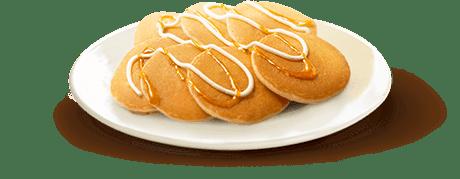 マックのプチパンケーキ