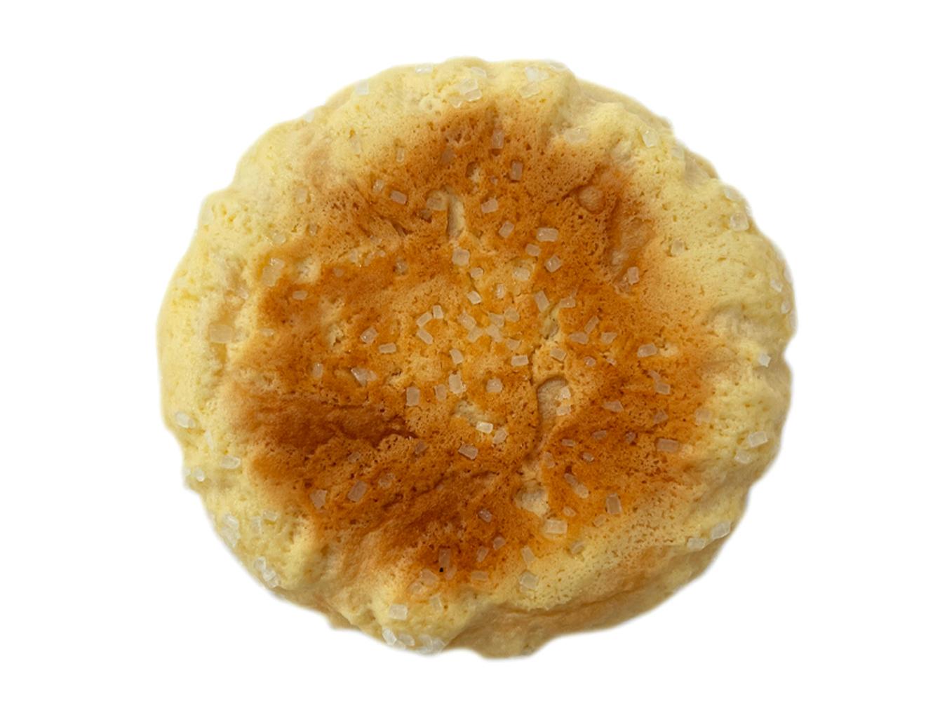 平焼きシュガーパン ザラメ使用