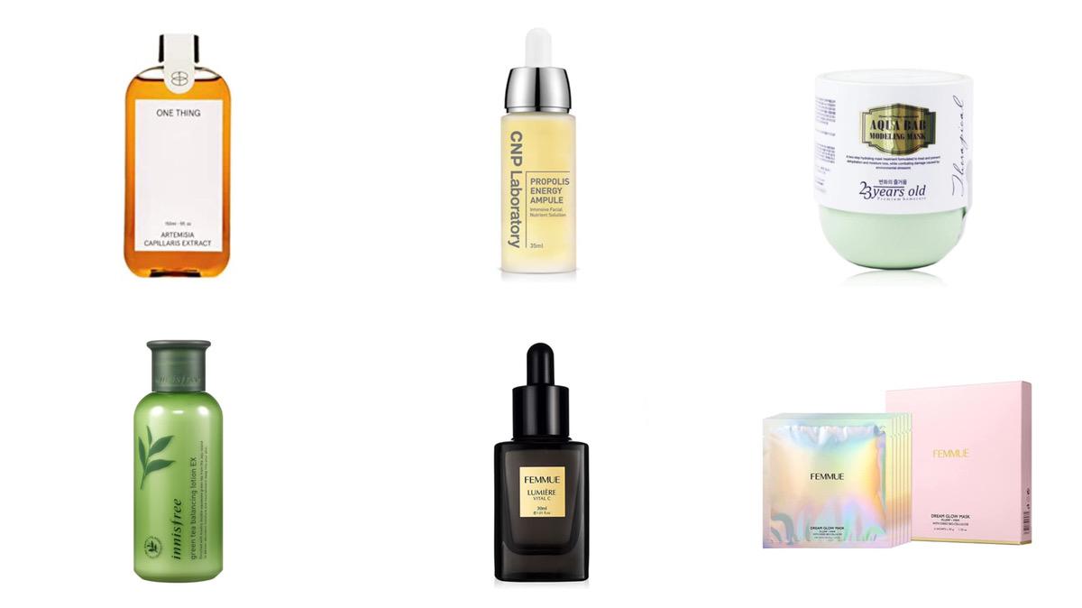 おすすめ韓国コスメ基礎化粧品イメージ画像