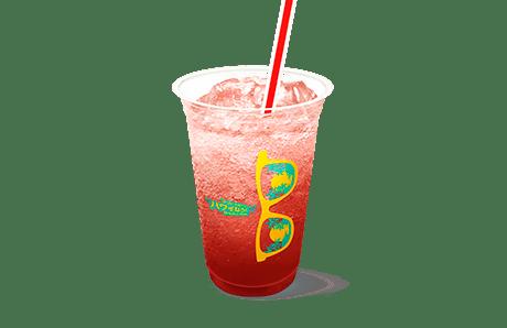 マックのマックフィズ 太陽のカシス&オレンジ(果汁3%)