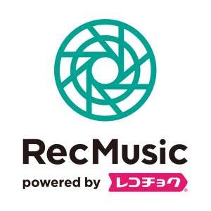 サブスク音楽配信サービス「Rec Music」