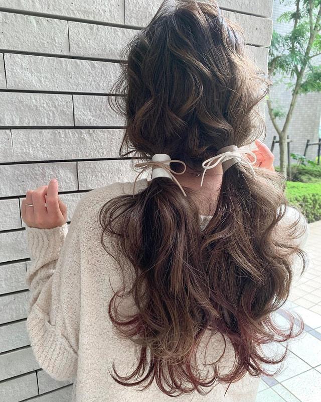 アレンジ スーパー ロング ヘア 存在感抜群【スーパーロングヘア】♡ おすすめまとめ髪アレンジ紹介