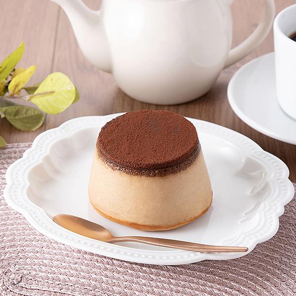 珈琲プリン⁉なチーズケーキ