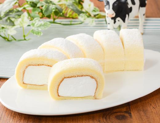 もち食感ロール(北海道産生乳入りクリーム)
