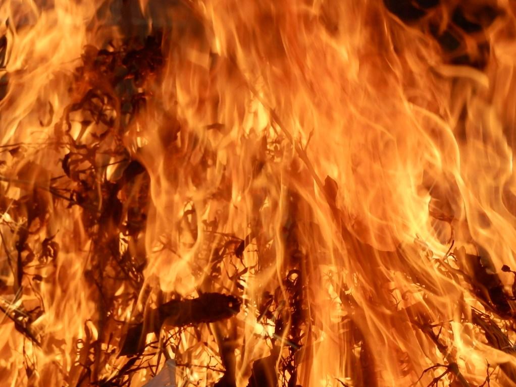 火事の夢の《規模》からわかる夢の意味