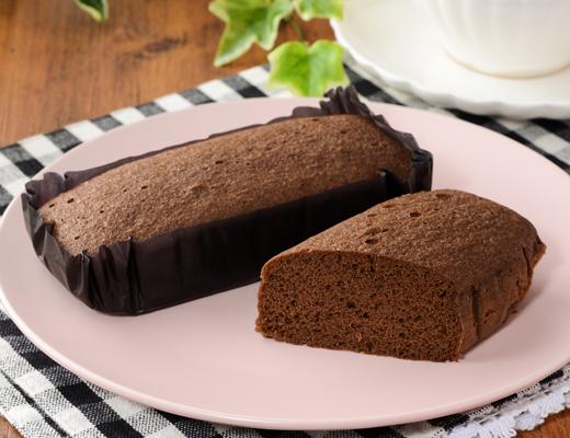 NL たんぱく質が摂れるチョコ蒸しケーキ