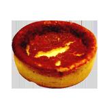 バスクチーズケーキ風タルト