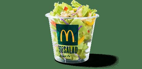 マックのサイドサラダ
