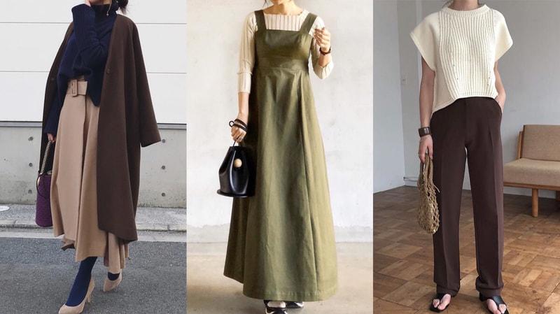 アラフォーファッション【22選】ママコーデからオフィスまで