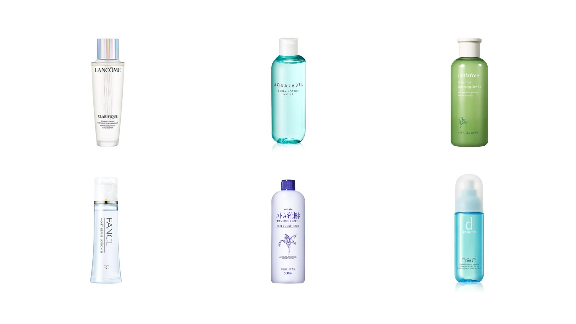 インナードライにおすすめの化粧水24選!プチプラ・デパコス・韓国から人気商品をCHECK