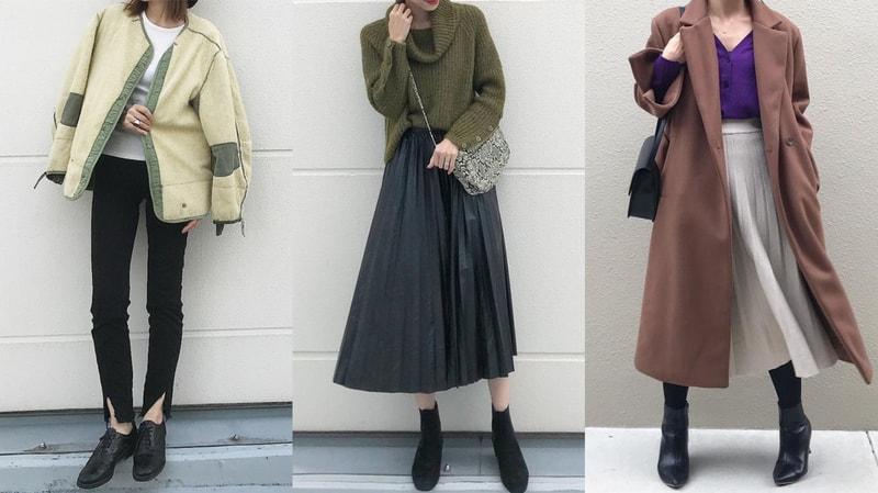 11月の服装は? 冬コーデにつなげた【29人のお手本】|MINE