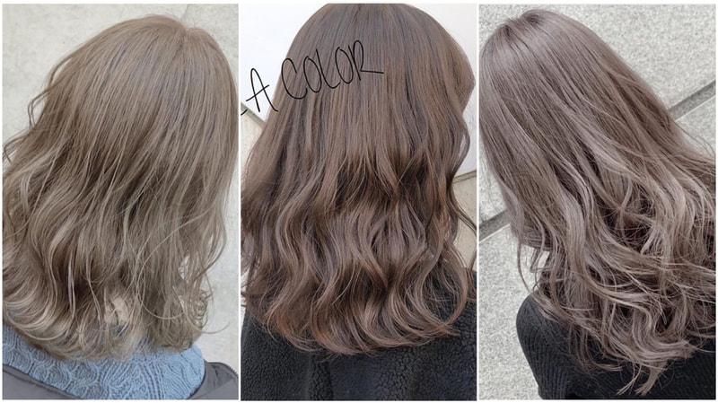 ティー ブリーチ なし ブラウン ミルク 【ミルクティーベージュ総まとめ】2020年最新版大人気の髪色を美容師が徹底解説します!|カラー