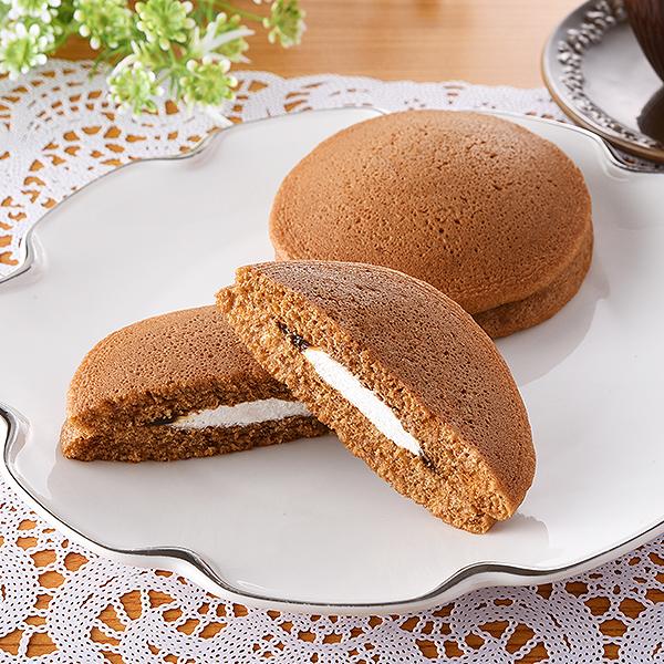 カフェオレパンケーキ