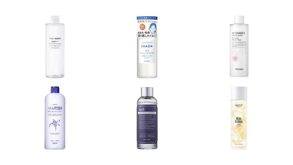 【皮膚科医監修】敏感肌向け化粧水おすすめランキング15選 《プチプラ・デパコス・ドラッグストア》