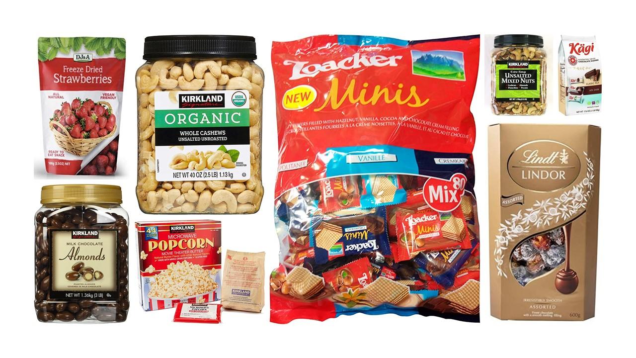 【2021最新】コストコお菓子のおすすめ43選!個包装のお菓子から人気のポテチやナッツまで