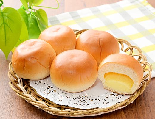 ミニクリームパン(5個入り)
