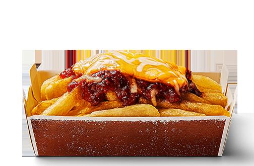 バーガーキングのチリチーズフライ