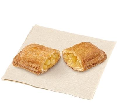 ロッテリアの国産りんごパイ
