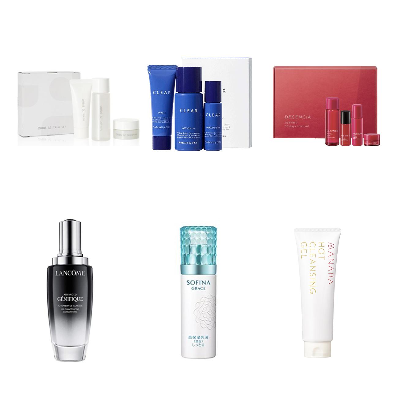 【50代向け】基礎化粧品おすすめ!人気のドラッグストアからプチプラ・デパコスまで厳選