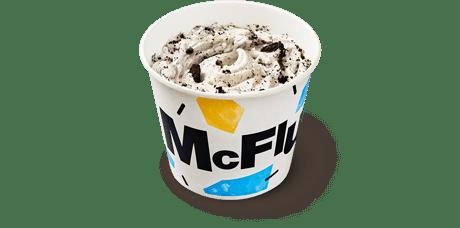 マックのマックフルーリーオレオクッキー