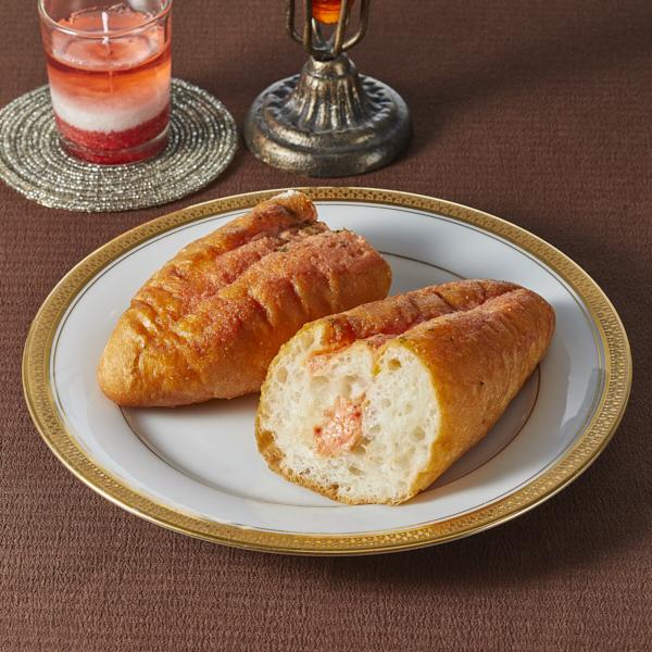 明太バターフランス